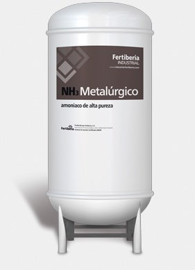 NH3 METALURGICO