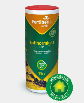 Productos antiplagas fertiberia jard n for Fertiberia jardin